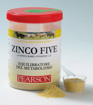 Zinco Five (zinco per cavalli)