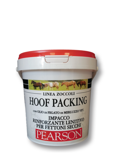 Hoof Packing